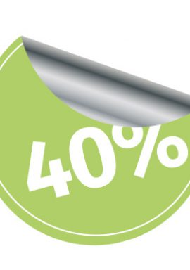 скидка 40% на смеси на козьем молоке